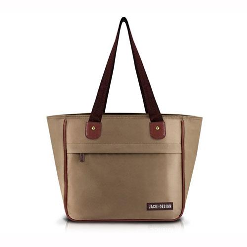 Bolsa Feminina Essencial Marrom - Jacki Design