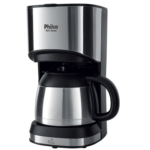 Cafeteira Elétrica Thermo Preta - Philco