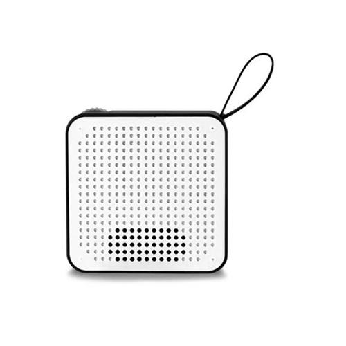 Caixa de Som Mini Bluetooth Speaker 5W Preta - Multilaser