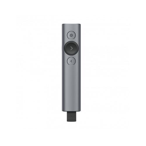 Apresentador Wireless Spotlight Cinza - Logitech