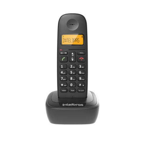 Telefone s/ Fio Digital TS2510 Preto - Intelbras