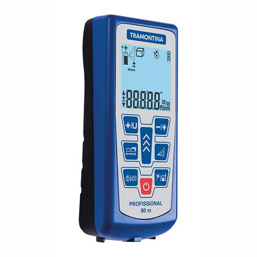 Medidor de Distância a Laser 80m - Tramontina