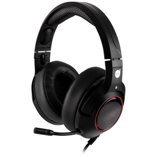 Headset Gamer Ballistic 7.1 Preto - Dazz