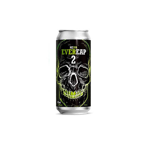 Cerveja Artesanal Everbrew EverEAP 2 Lata 473ml