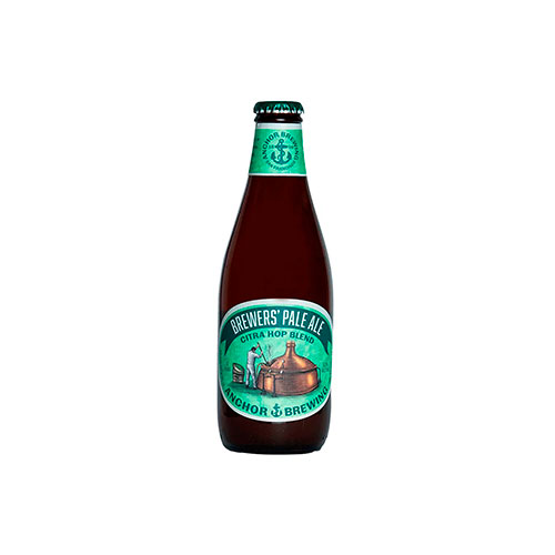Cerveja Americana Anchor Brewers Pale Ale Citra 355ml