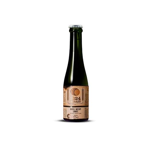 Cerveja Artesanal Imigração Sour Barrel Whisky Lambic 375ml