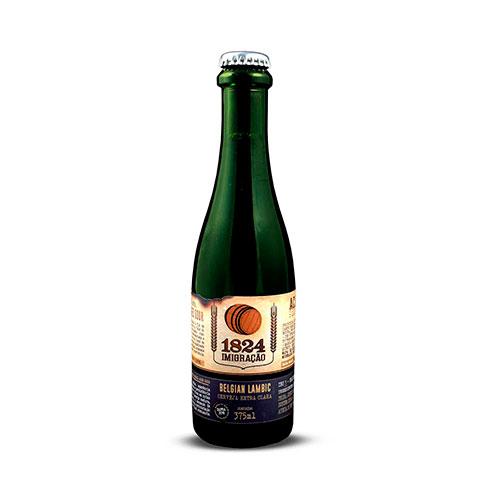 Cerveja Artesanal Imigração Sour Belgian Lambic 375ml