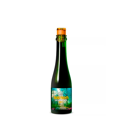Cerveja Artesanal Dádiva Saison Printemps 375ml