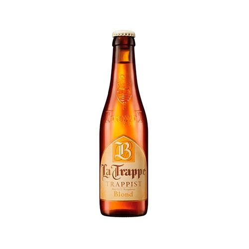 Cerveja Holandesa La Trappe Blond 330ml
