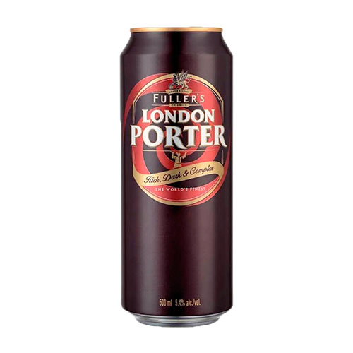 Cerveja Inglesa London Porter Lata 500ml