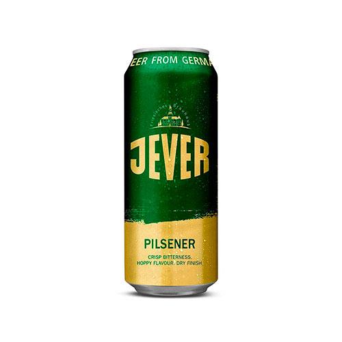 Cerveja Alemã Jever Pilsner Lata 500ml