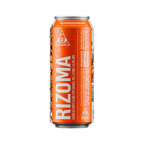 Cerveja Artesanal Dogma Rizoma Lata 473ml