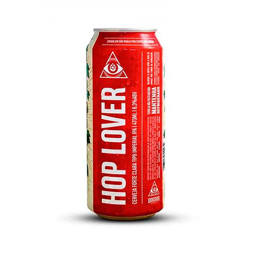 Cerveja Artesanal Dogma Hop Lover IPA Lata 473ml