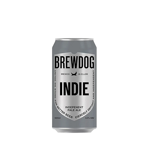 Cerveja Escocesa Brewdog Indie Pale Ale Lata 500ml