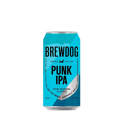 Cerveja Escocesa Brewdog Punk IPA Lata 500ml