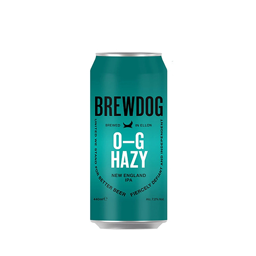 Cerveja Escocesa Brewdog OG Hazy NEIPA Lata 440ml