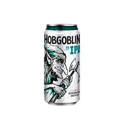 Cerveja Inglesa Hobgoblin IPA Lata 440ml