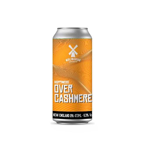 Cerveja Artesanal Molinarius OverCashmere NEIPA Lata 473ml