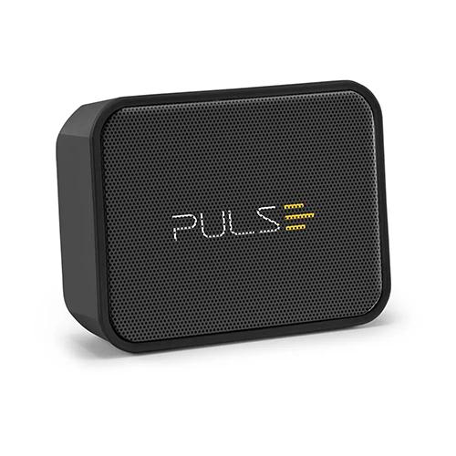 Caixa de Som Portátil com Bluetooth Pulse Speaker Splash Preta - Multilaser