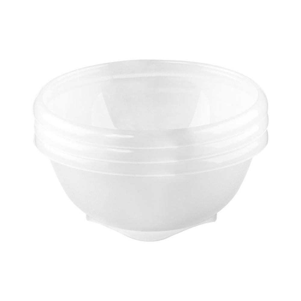 Conjunto de Potes Plásticos para Sobremesa Casar Branca 3pçs - Sanremo