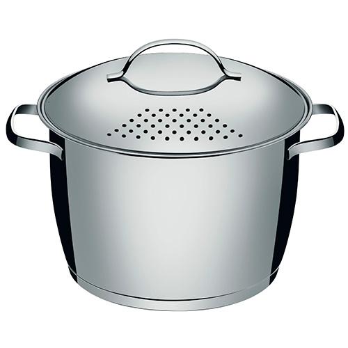 Espagueteira em Aço Inox Allegra 4,37 Lts - Tramontina