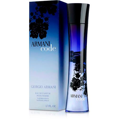 Perfume Feminino Amani Code EDP 75ml - Giorgio Armani