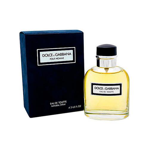 Perfume Masculino Dolce  Gabbana Pour Homme EDT 75ml - Dolce  Gabbana