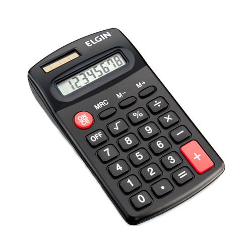 Calculadora Eletrônica de Bolso - Elgin