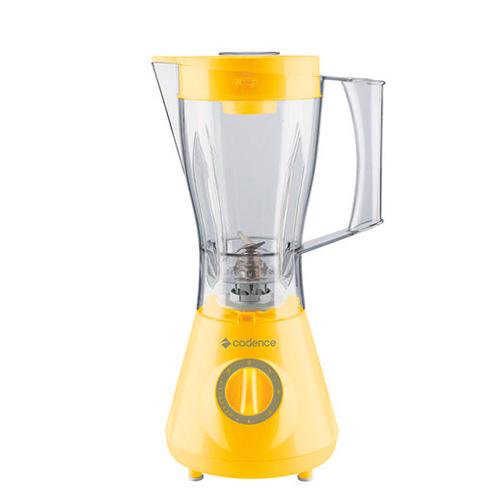 Liquidificador Trapèze Colors Amarelo - Cadence