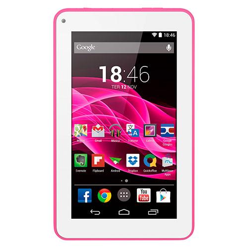 Tablet M7S 8GB Rosa com Tela 7