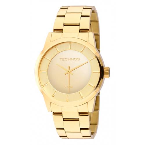 Relógio Feminino Trend com Pulseira em Aço e Caixa em Aço - Technos