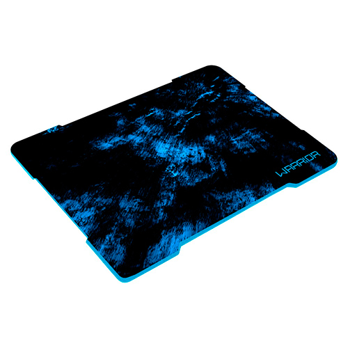 Mouse Pad Gamer Warrior - Azul - Multilaser