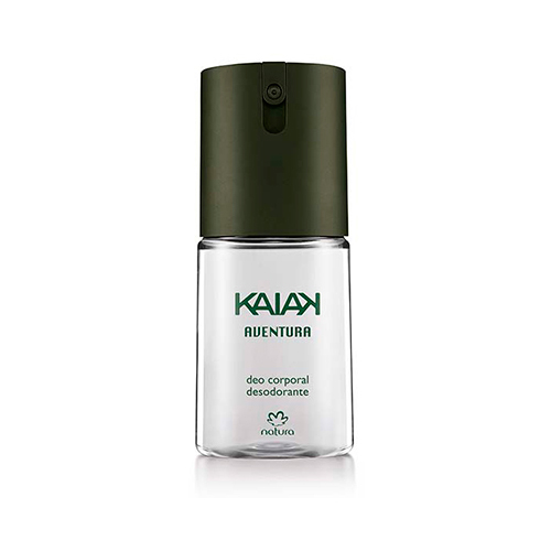 Desodorante Corporal Masculino Kaiak Aventura - 100ml - Natura