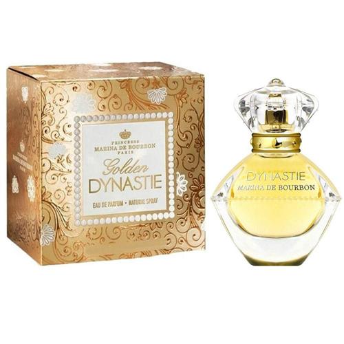 Perfume Feminino Golden Dynastie EDP 50ml - Marina de Bourbon