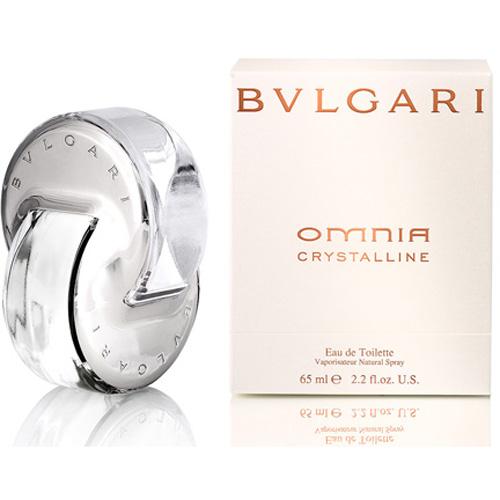 Perfume Feminino Omnia Crystalline EDT 65 ml - Bvlgari
