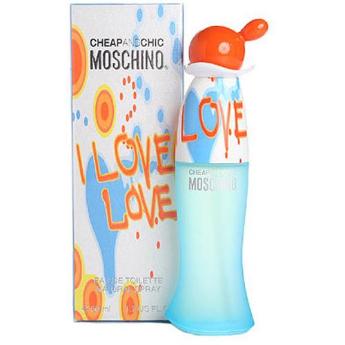 Perfume Feminino I love love EDT 100ml - Moschino