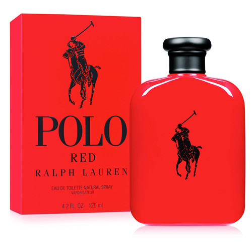 Perfume Masculino Polo Red EDT 125ml - Ralph Lauren