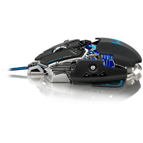 Mouse Gamer 4000 Dpi Warrior -  Multilaser