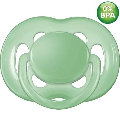 Chupeta Freeflow 6 a 12 Meses Verde - Philips Avent
