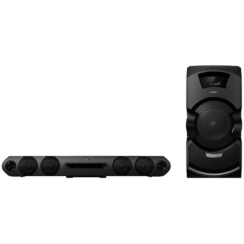 Mini System Flex com Bluetooth e NFC - Sony