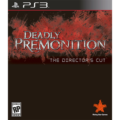 Game PS3 Deadly Premonition: The Director's Cut - Sony