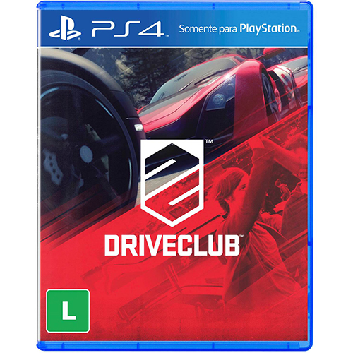 Game para PS4 DriveClube - Sony