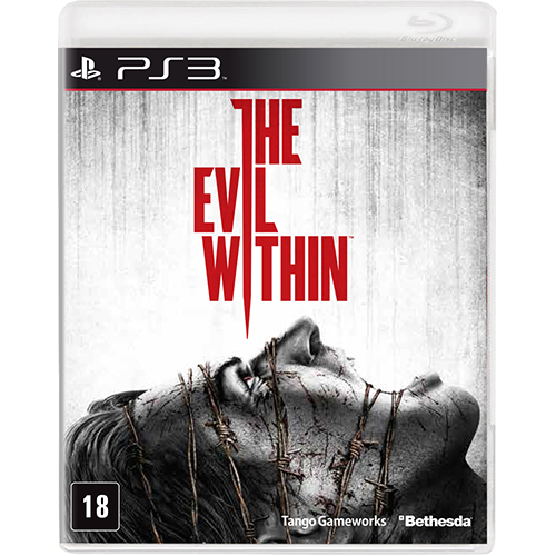 Game para PS3 The Evil Within - Sony