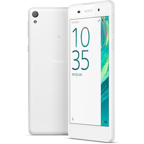 Smartphone Xperia E5 16GB, Câmera traseira de 13MP, Single Sim, Tela de 5