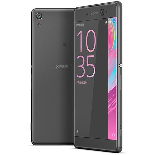 Smartphone Xperia XA Ultra, Câmera Selfie 16MP, Câmera traseira de 21.5MP, Dual Sim, Tela Full HD de 6