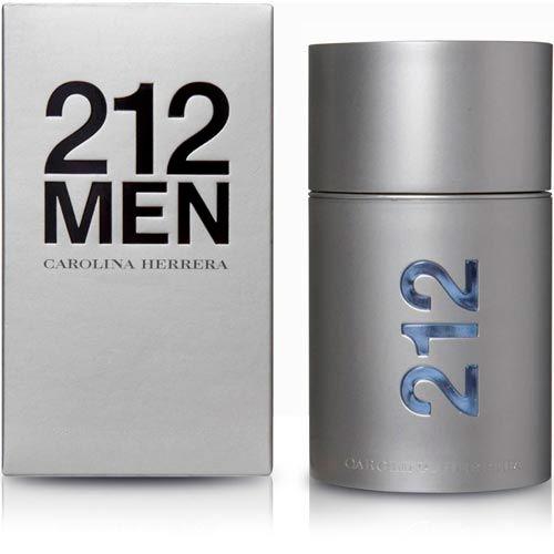 Perfume Masculino 212 Men EDT 50ml - Carolina Herrera