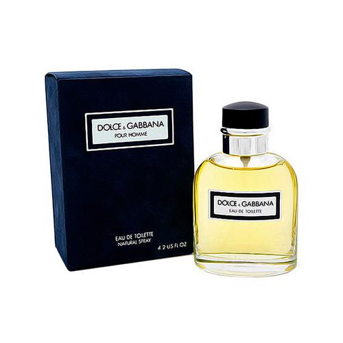Perfume Masculino Dolce  Gabbana Pour Homme EDT 40ml - Dolce  Gabbana