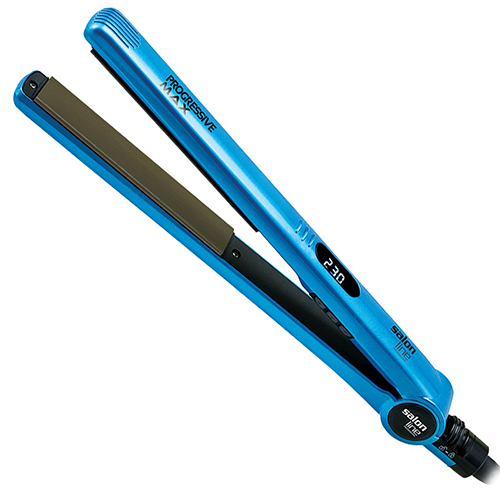Prancha de Cabelos Progressive Max 230C Azul - Salon Line