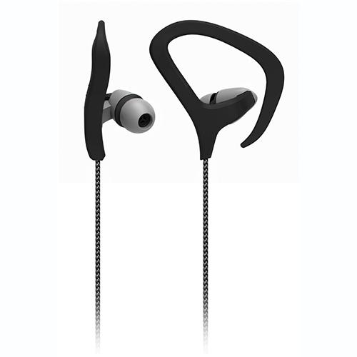 Fone de Ouvido Auricular Fitness Preto - Multilaser