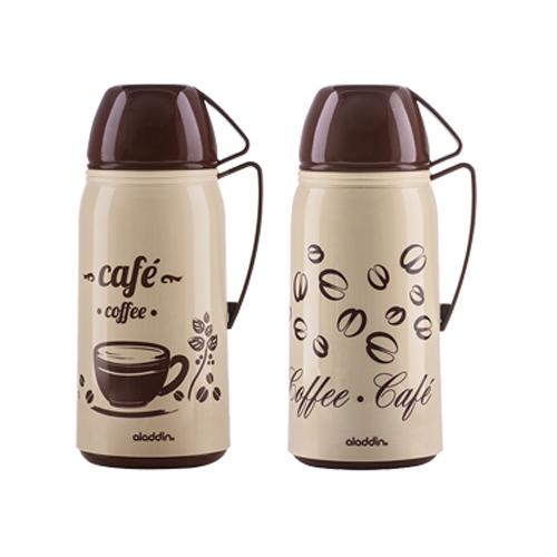 Garrafa Térmica Suprema Rolha Coffee Cream 1l - Aladdin